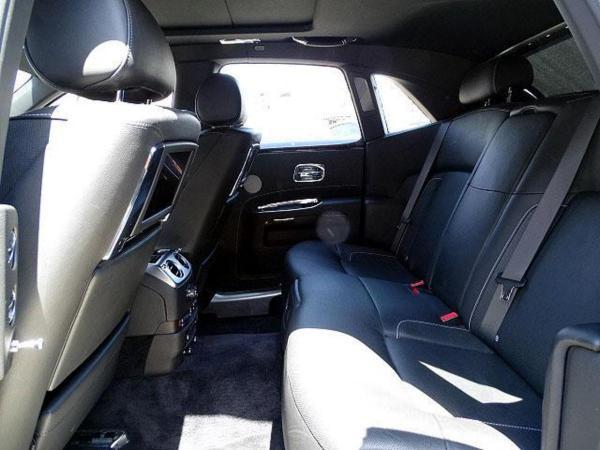 Rolls Royce Ghost Serie I año 2013