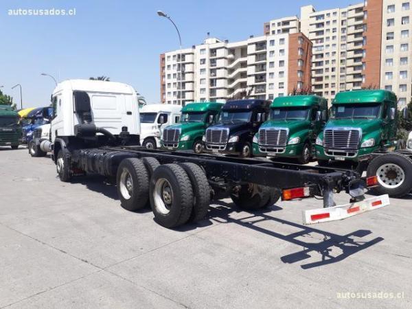 Scania P124 / P400 año 2007