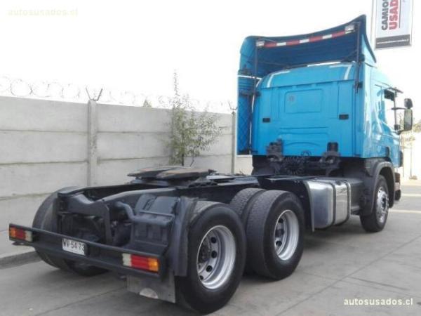 Scania P310 P310 año 2007