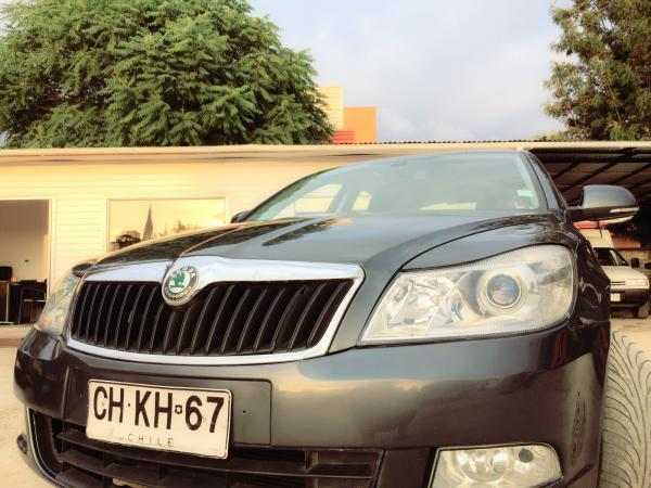 Skoda Octavia ELEGANCE 1.8 año 2010