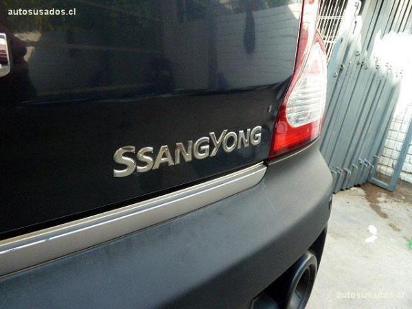 Ssangyong Actyon 2.0 año 2007