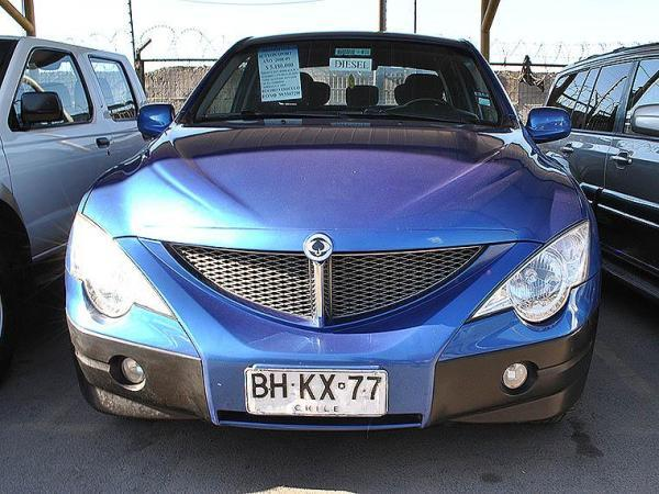 Ssangyong Actyon SPORT año 2008