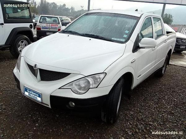 Ssangyong Actyon SPORT año 2009
