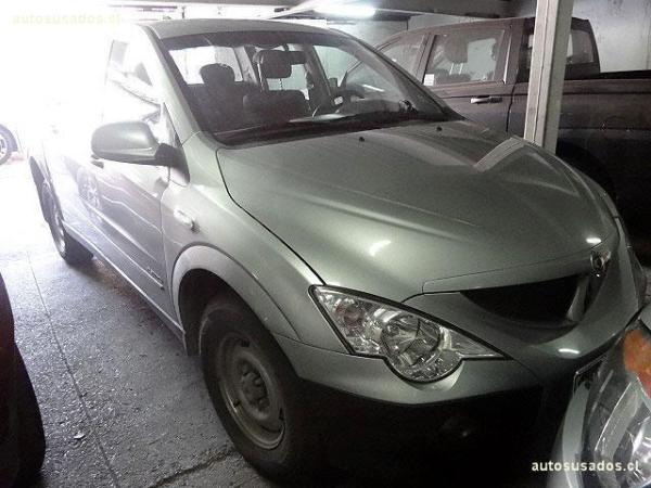 Ssangyong Actyon SPORT año 2010