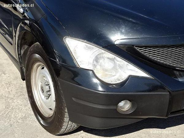 Ssangyong Actyon SPORT año 2011