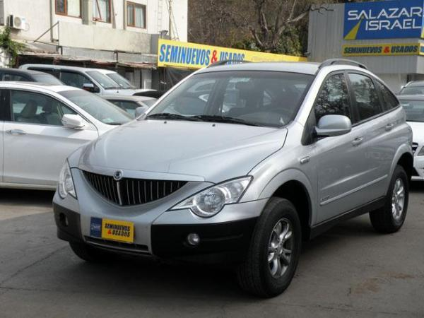 Ssangyong Actyon ACTYON 2.3 AT año 2011