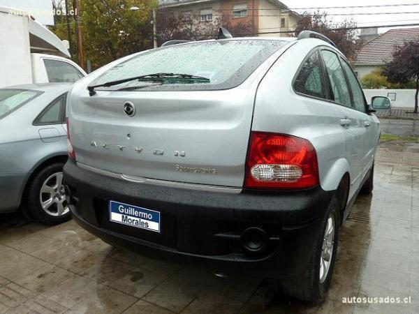 Ssangyong Actyon 4X2 MT año 2012