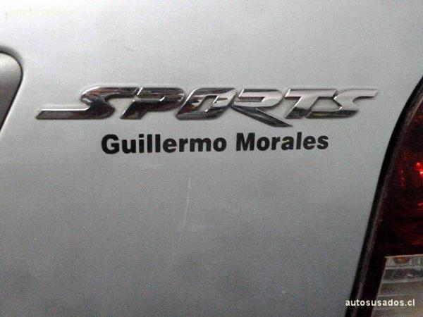 Ssangyong Actyon SPORT 4X2 año 2012