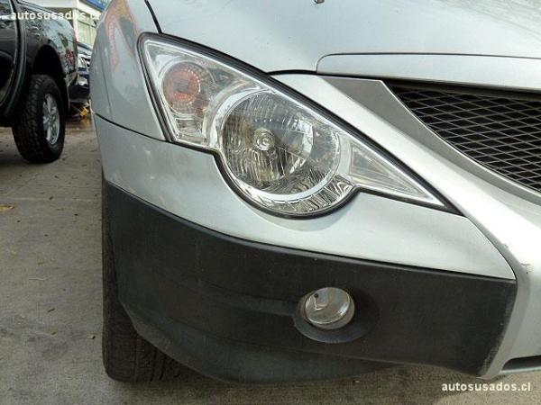Ssangyong Actyon SPORT año 2012