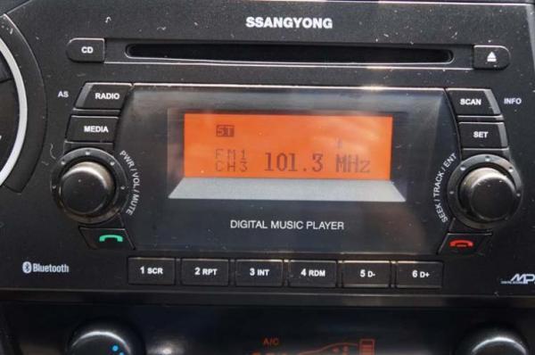 Ssangyong Actyon NAS 623 AT4X2 año 2012