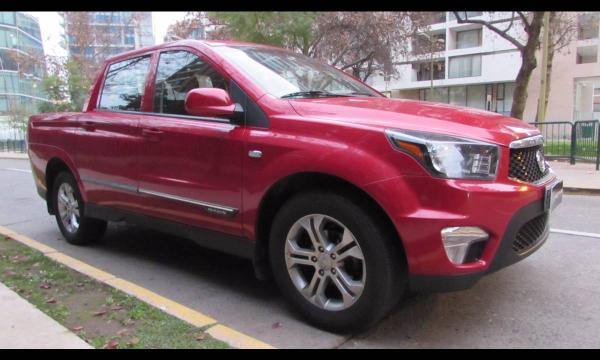 Ssangyong Actyon SPORT 2.0 año 2013