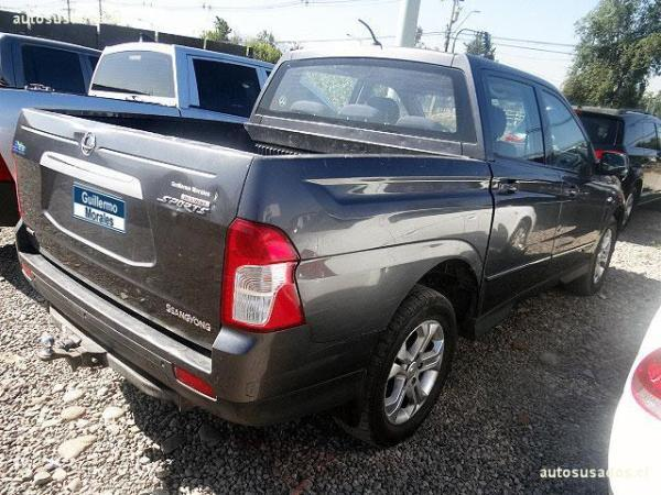 Ssangyong Actyon SPORT 4X4 año 2013