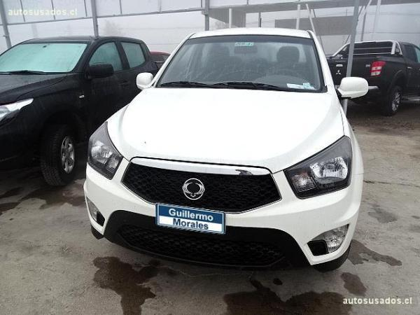 Ssangyong Actyon SPORT año 2013