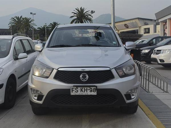Ssangyong Actyon NEW ACTYON SPORT 2.0 año 2013