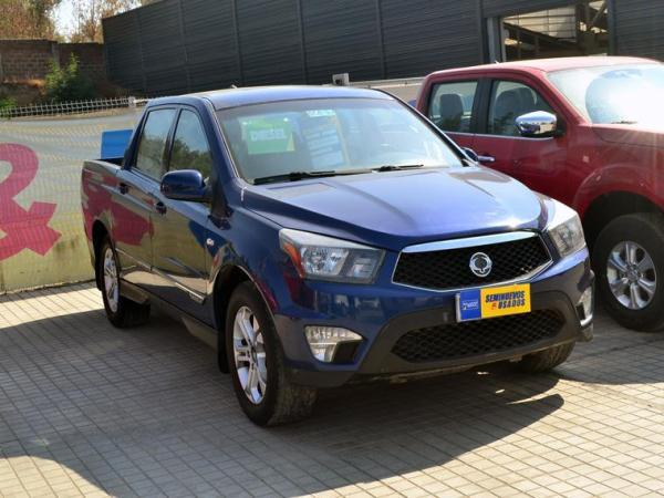Ssangyong Actyon New Actyon Sport 2.0 At año 2013