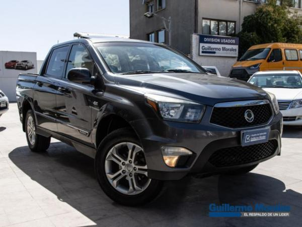 Ssangyong Actyon NEW SPORT 4X4 AT. año 2013