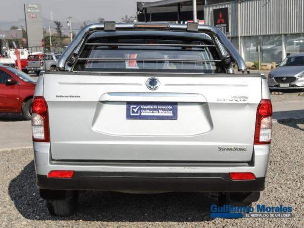 Ssangyong Actyon NEW SPORT 4X2 AA año 2014