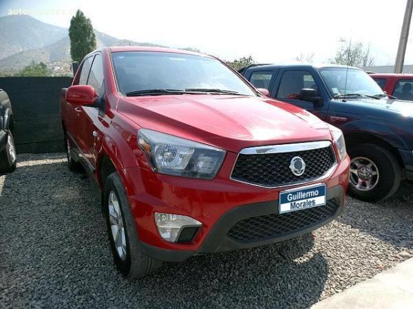 Ssangyong Actyon NEW SPORT 4X4 año 2014