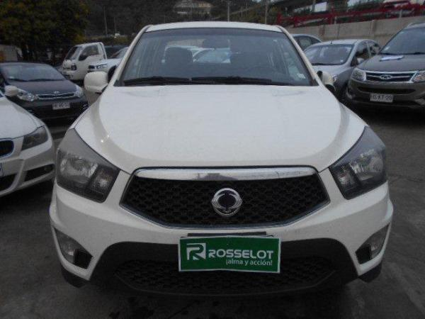 Ssangyong Actyon SPORT 4X4 2.0 MT año 2014