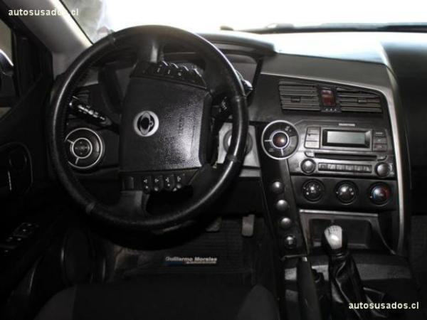 Ssangyong Actyon SPORT 4X2 MT año 2014