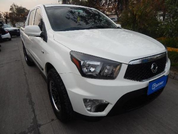 Ssangyong Actyon Sports año 2014