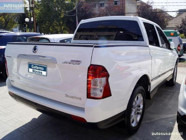 Ssangyong Actyon SPORT 4X4 AT 723 año 2014