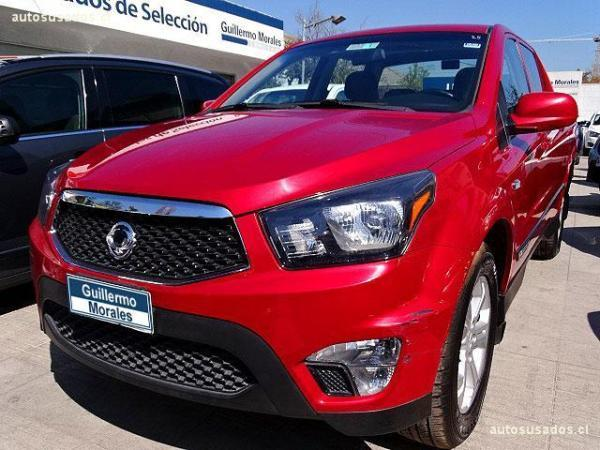 Ssangyong Actyon SPORT 4X2 AT año 2014