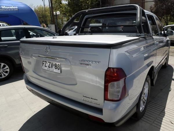 Ssangyong Actyon NEW SPORT 4X4 AT año 2014