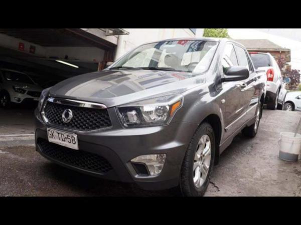 Ssangyong Actyon NEW 4X4 año 2014