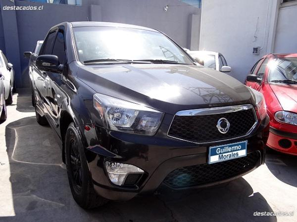 Ssangyong Actyon SPORT 4X2 año 2014