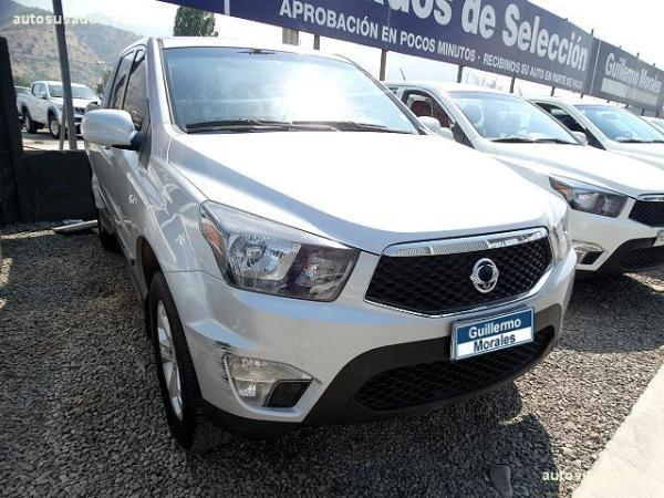 Ssangyong Actyon SPORT 4X4 AT año 2014
