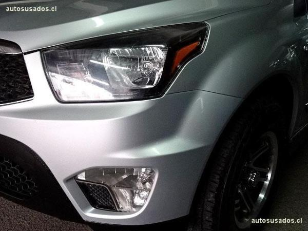 Ssangyong Actyon SPORT 2.0 4X2 año 2014
