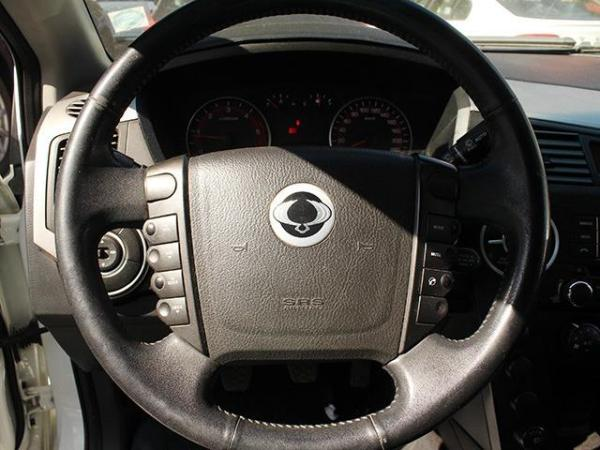 Ssangyong Actyon A200S 2.0 MT año 2014
