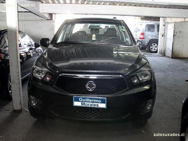 Ssangyong Actyon SPORT 4X4 año 2014