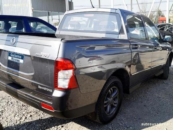 Ssangyong Actyon NEW ACTYON SPORT 4X2 MT año 2015