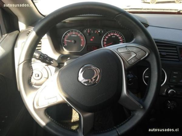 Ssangyong Actyon SPORT 2.0 año 2015