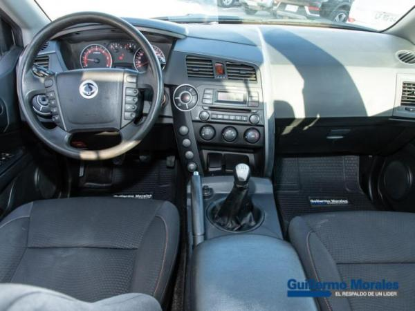 Ssangyong Actyon NEW SPORT 4X2 AA año 2015