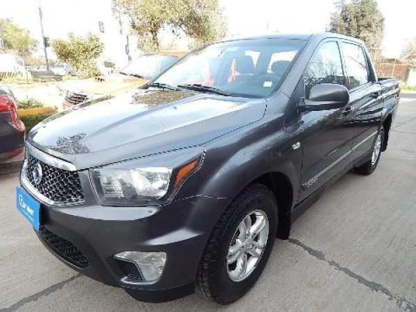 Ssangyong Actyon Sports año 2015