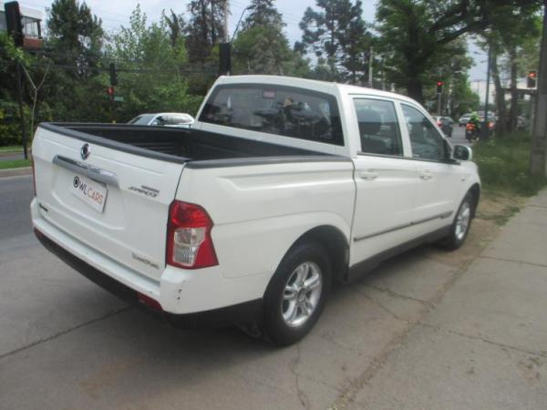 Ssangyong Actyon SPORT 4X2 año 2015