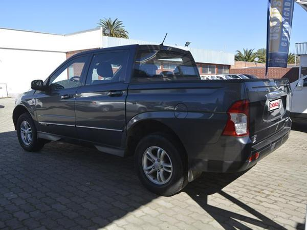 Ssangyong Actyon sports a200s 4wd año 2015
