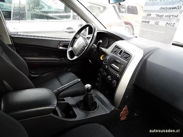 Ssangyong Actyon LM FL año 2015