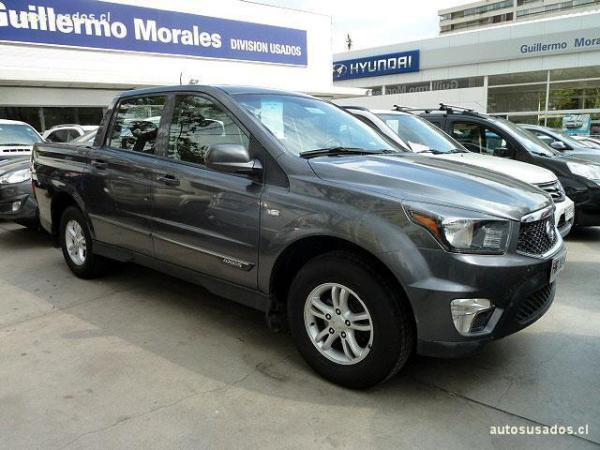 Ssangyong Actyon SPORTS año 2016
