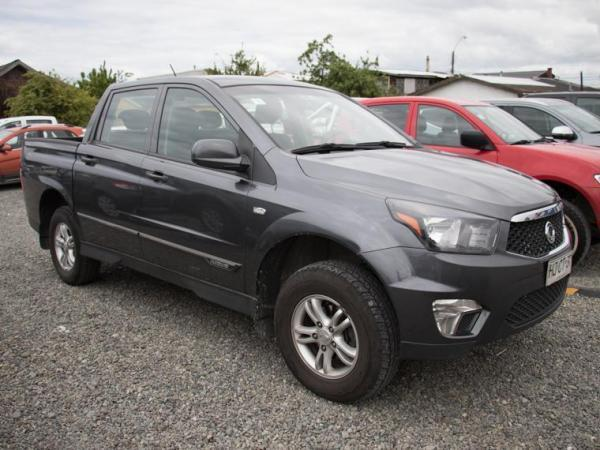 Ssangyong Actyon NEW ACTYON SPORT 4X4 MT. año 2016