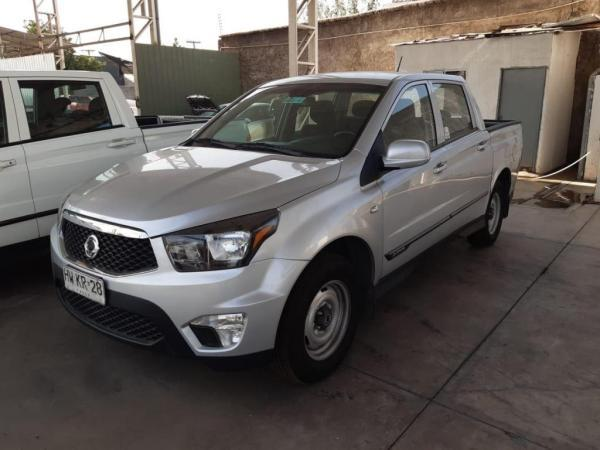 Ssangyong Actyon 2.0 MT 4X2 AC 2AB BT año 2016