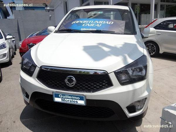 Ssangyong Actyon SPORT año 2016