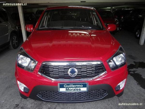 Ssangyong Actyon SPORT año 2017