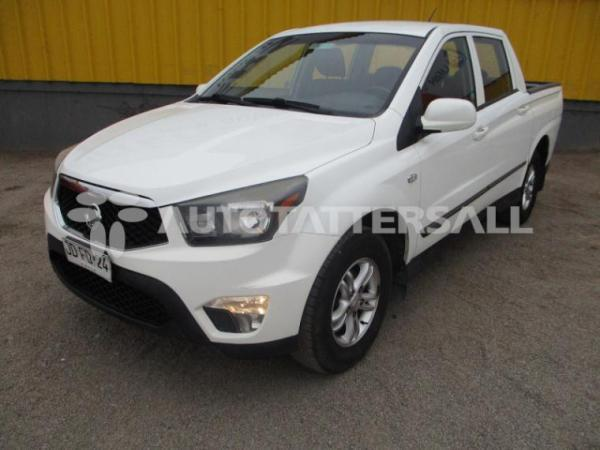 Ssangyong Actyon Sports año 2017