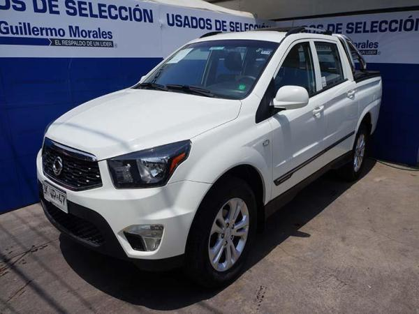 Ssangyong Actyon ACTYON SPORT 2.2 AT año 2017