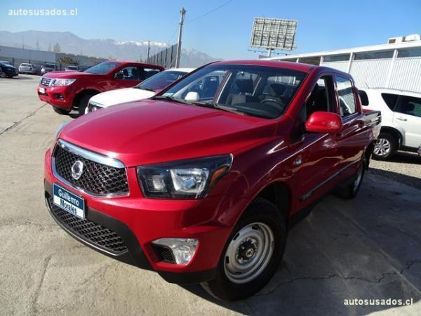 Ssangyong Actyon NEW año 2017