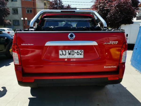 Ssangyong Actyon SPORT 2.2 MT 4X2 año 2017